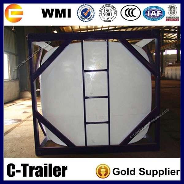 40英尺ISO集装箱油箱,集装箱油箱,集装箱油轮集装箱