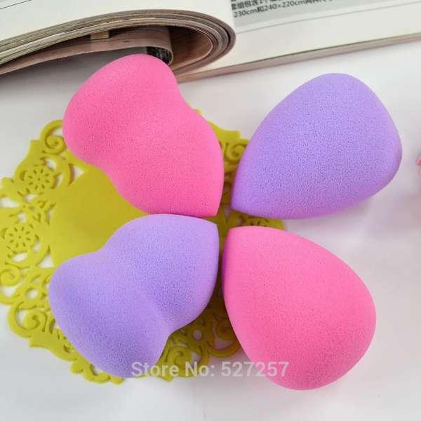 1 Pcs Foundation Blender Cosmetic Beauty Facial Makeup Sponge Puff