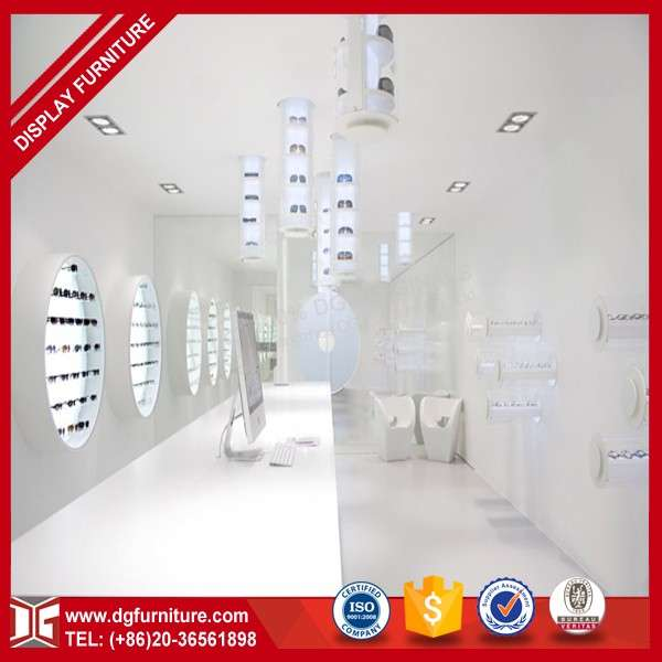 Bright And Simplicity Eyeglasses/eyewear Cabinet/eyeglass Display Cabinet
