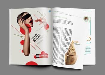 优质光面/无光纸印刷杂志