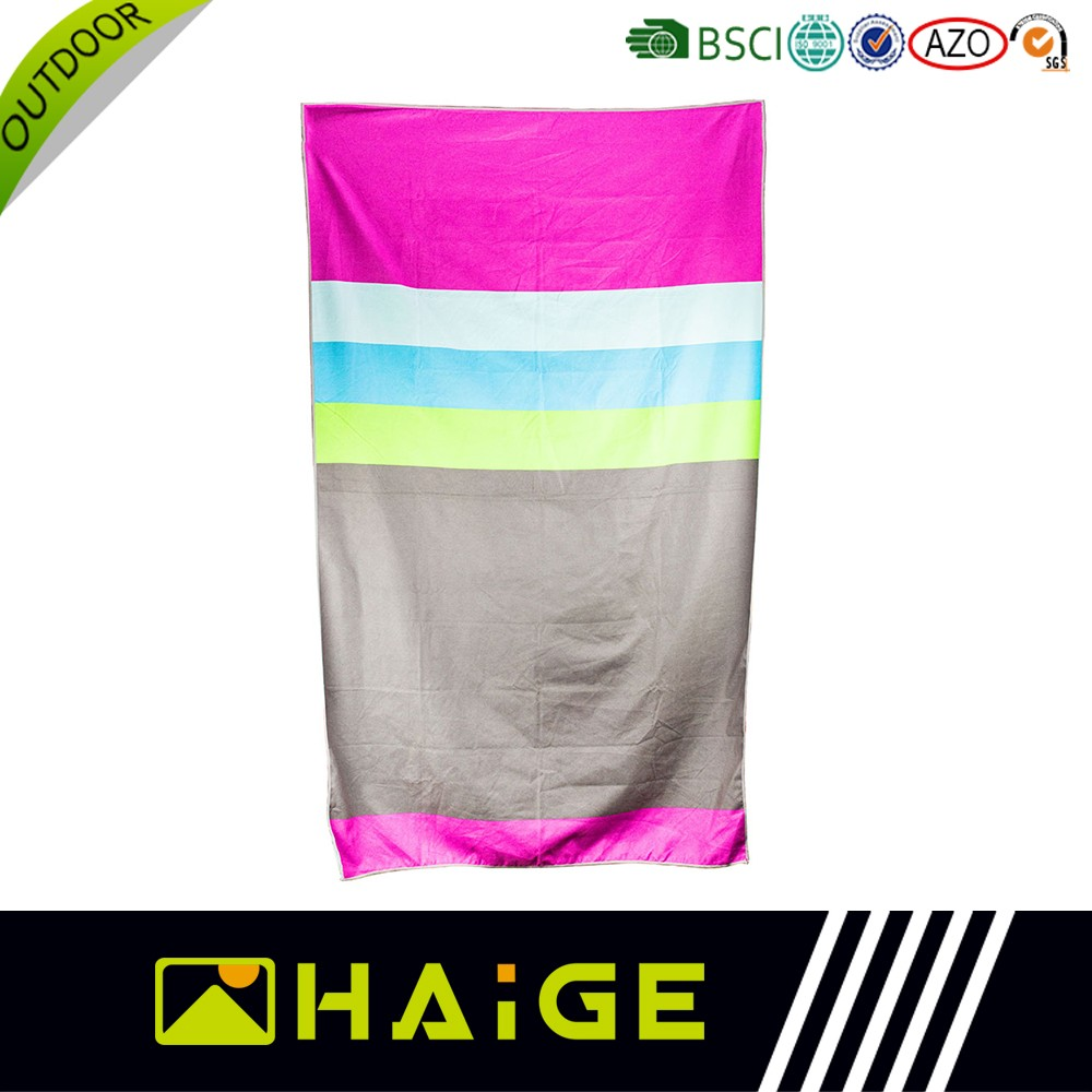Fashion printed beach towel wholesale &amp lightweight towels also care for environment