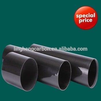 碳管38mm 0.5mm厚度的碳纤维管