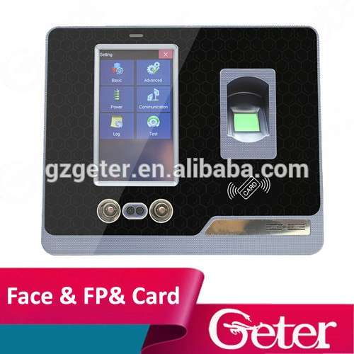 Facial recognition Access Control and time attendance system