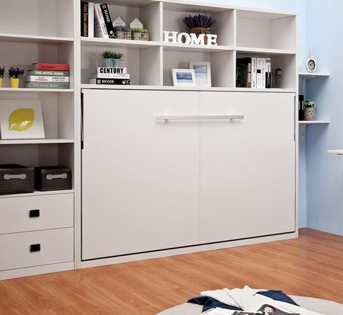 Superb Modern Space Saving Hidden Wall Bed Folding Murphy Wall Bed Download Free Architecture Designs Scobabritishbridgeorg