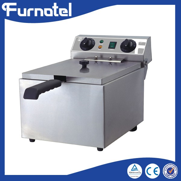 Furnotel Wholesale Electric/Gas Commercial Chicken Pressure Deep Fryer