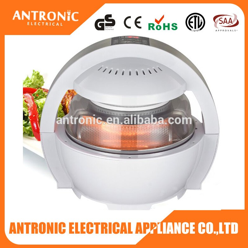 Antronic Electric SpaceShip Deep Fryer, home air oven without oil for home using