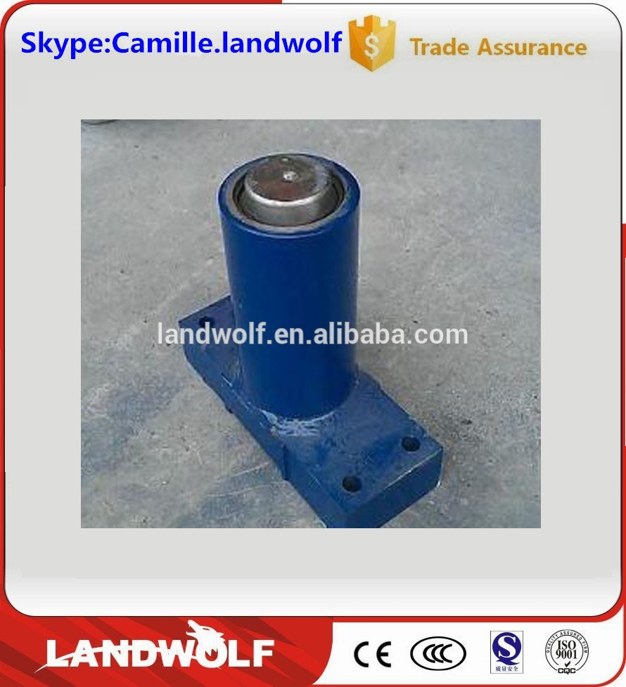 Tension Device Parts Tension Cylinder For Excavator Undercarriage