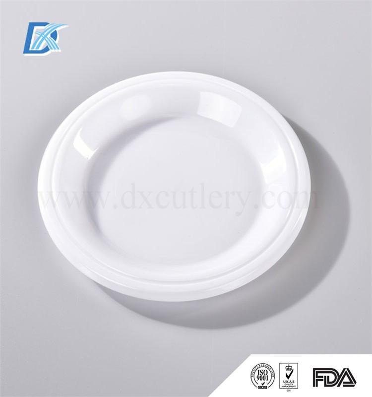sc 1 st  eWorldTrade & Food Grade White PP Cheap Wholesale White Hard Plastic Disposable Plates