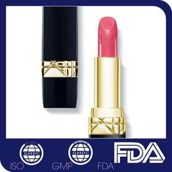 美容化妆防吻持久韩国批发私人标签哑光口红日常化妆