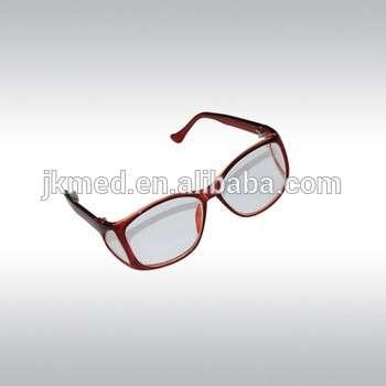 侧保护式X光机保护眼镜