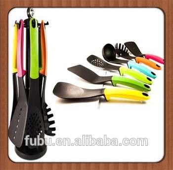 厨房用具的塑料名称,不粘炊具