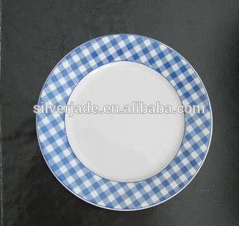 全新设计瓷餐具