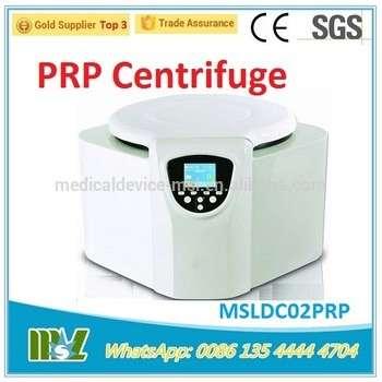 最佳销售PRP离心机/台式低速PRP离心/医用轻便低速低成本PRP离心机