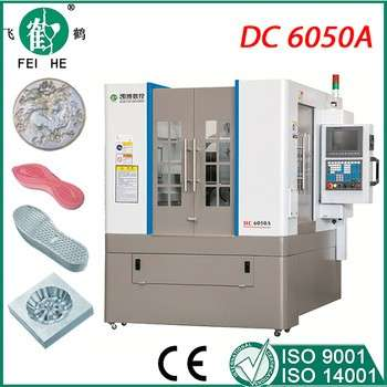 6050 Cnc Coin Mold Engraving Machine Magic 3 Axis Metal Sign Making