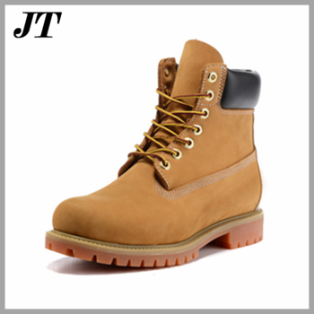 高级防水真皮安全鞋
