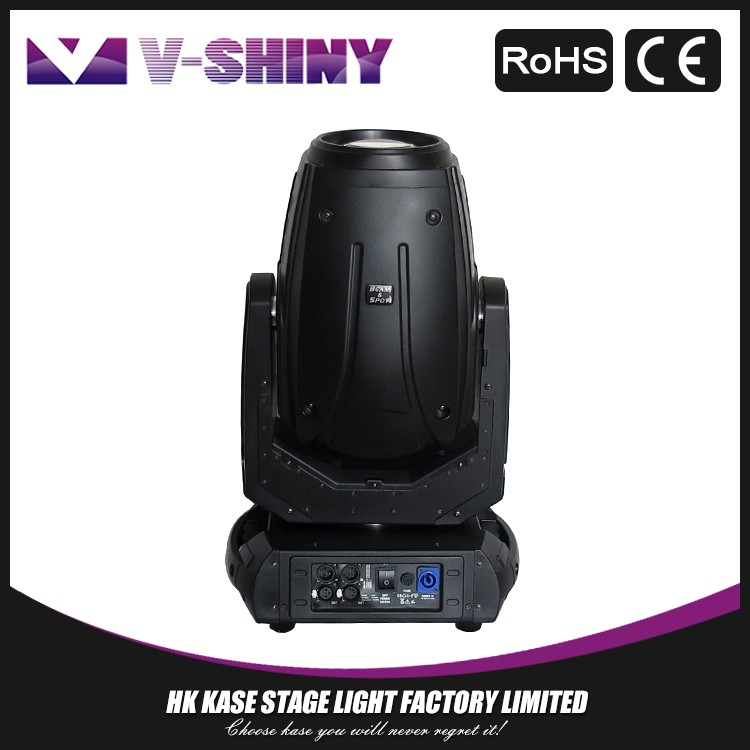 Colorful 280w moving head light