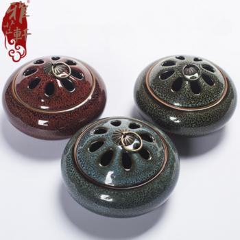优雅的造型豪华中国竞争瓷香炉