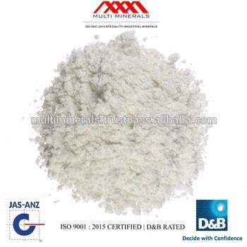 高亮度(98% +)涂料级微粉粉方解石