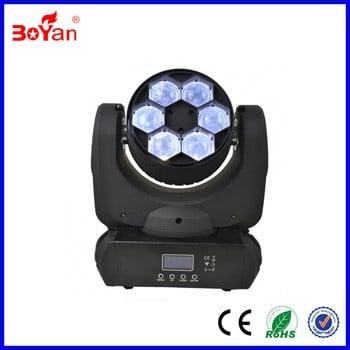 Mini Bee Eye 6*15W RGBW 4in1 LED Beam moving head light