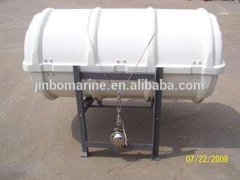 玻璃钢容器的摇篮是一个救生筏救生筏