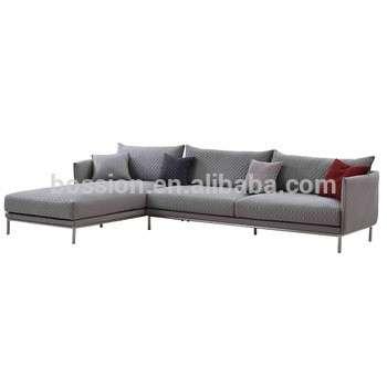 European Design Fabric Corner Living Room Sofa Set Designs With