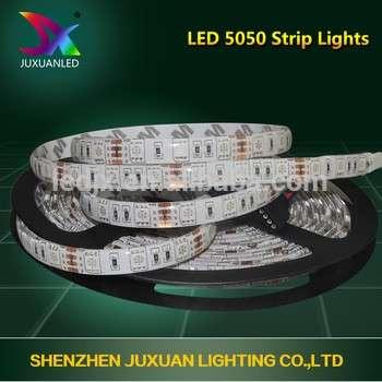 LED灯条4mm双面LED灯条防水