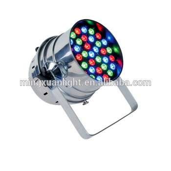 专业的LED舞台灯防水3w 36pcs RGB LED PAR灯IP65迪斯科舞会广州灯具-舞台Par64户外灯