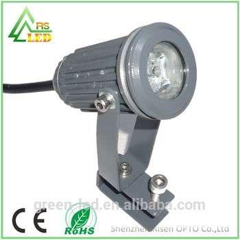 迷你1W的LED灯头铝防水IP65 LED草坪灯