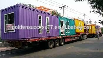 20长度(英尺)和独立集装箱类型用于装运集装箱