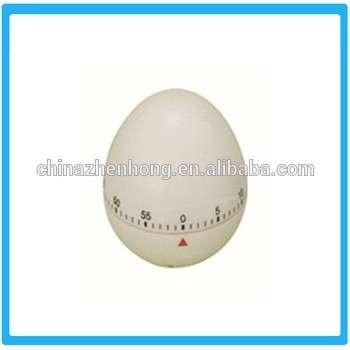 2017高品质蛋形独特厨房定时器,自定义可爱厨房定时器
