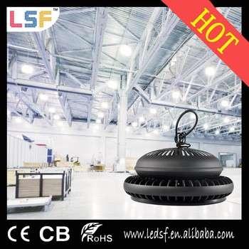 高流明工业商业照明100W LED工矿灯