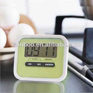 标志印刷推广倒计时磁性数字厨房定时器