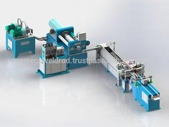 电焊条制造机械