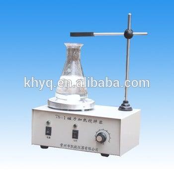 热板磁力搅拌器