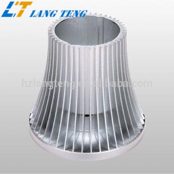 LED灯杯挤压铝型材散热器