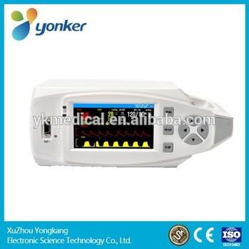 医疗设备从直接制造商4.3英寸台式病人监护仪