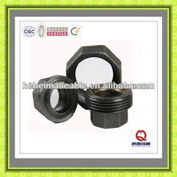 QIAO brand union brass to iron seat concial joint MF pipe fittings