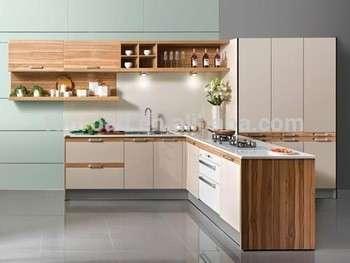 2015 Hottest American Standard Modern Type Modular Kitchen ...