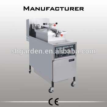 kfc machine / broasted electric pressure fryer / deep fried chicken machine(manufacturer)