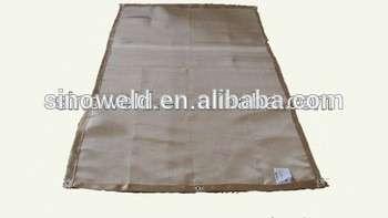 玻璃纤维焊接防火毯