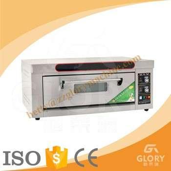 新设计CE核准的阿拉伯餐厅电面包烘烤炉/烘焙设备