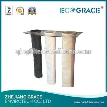 非铁合金厂滤布玻纤滤袋除尘袋