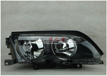 TYC DEPO Taiwan auto LED headlight driving main lamp for BMW 3 series E46 318I 320I 325I 330I