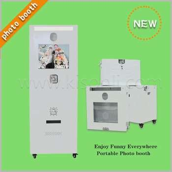 Portable Photo Booth Vending Machinephoto Printing Machine Malaysia