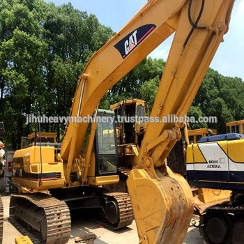 used cat 320b excavator for sale Japanese caterpillar excavator