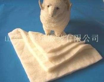 100% wool fiber filler, manufacturers supply wool flakes, needle felt wool