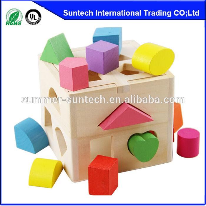 Kids Baby Educational Toys Wooden Toddler Toys For Boys Girls