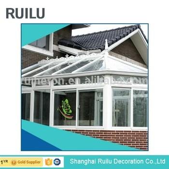 中国阿里巴巴阳光房室外玻璃房
