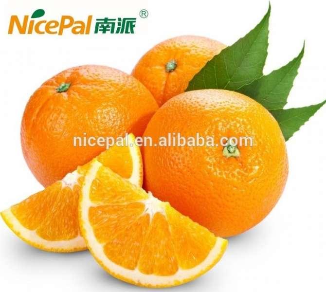 Fresh Fruit Extract Dried Orange Juice Powder For Bubble Tea