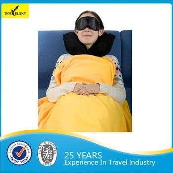 舒适的旅行软平廉价极地羊毛毯子,Travel Blanket